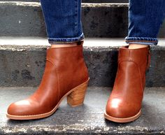 Booties for fall transitioning