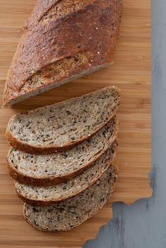 Multigrain Bread | Annie's Eats by annieseats, via Flickr