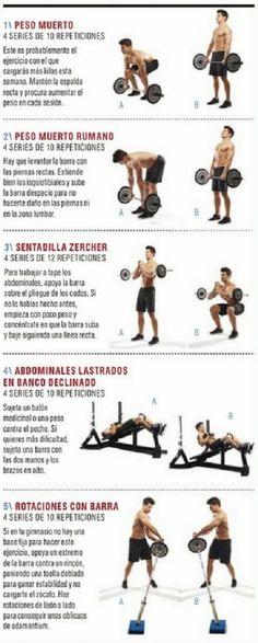 5. EL ENTRENAMIENTO DE LOBEZNO | Aptitud Fitness