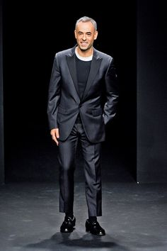 Calvin Klein Fall 2012 / Calvin Klein beautiful-fashion-more Calvin Klein Presents, Calvin Klein Rugs, Fade Styles, Ny Fashion Week, Calvin Klein Collection, Fashion Brands, Fashion Designers, Male Fashion, High Fashion