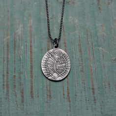 Unearthed Pendant 6 by MUSIBATTY on Etsy