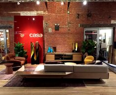 Stop by Wanted Design NYC to visit the Casa International booth where our new pieces will be making their American debut! You surely do not want to miss the new GAIA&GINO architectural lighting designed by David Rockwell a Rockwell Group.
