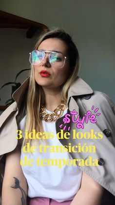Casual Outfits, Cute Outfits, Upcycled Vintage, Casual Chic, Mirrored Sunglasses, Vintage Fashion, Ideas, Clothes, Measurement Activities