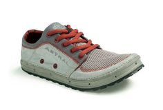 Astral Brewer Water Shoe - Womens - grey/maroon, size 10.5