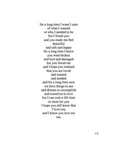 DO you still love me? I don't think you do. Poetry Quotes, Words Quotes, Wise Words, Me Quotes, Sayings, Qoutes, How To Feel Beautiful, Beautiful Words, Beautiful Poetry