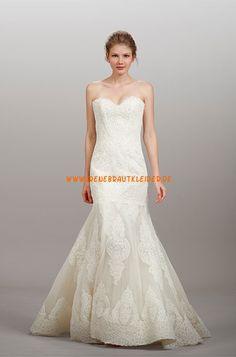 Liancarlo Exklusive Brautkleider von Meerjungfrau aus Softnetz
