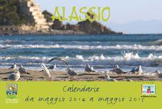 Calendario da maggio a maggio: un anno con la Biblioteca sul mare!