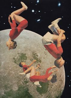 Archive, Collage by Joe Webb