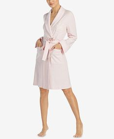 7c04d408273 Lauren Ralph Lauren Cotton Short Robe   Reviews - Bras