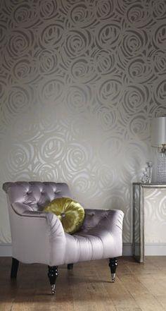 Wallpaper.  @papered-walls