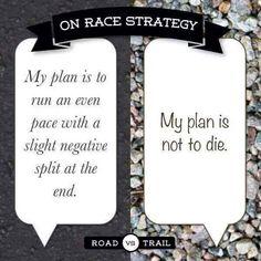 My plan is not to die