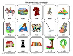 Testy yet trying: Initial R: Free Speech Therapy Articulation Picture Cards