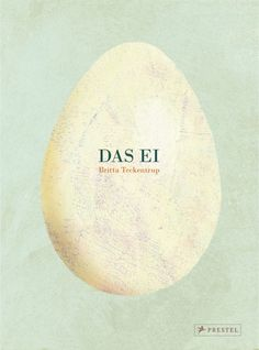 Das Ei – ein Sachbilderbuch von Britta Teckentrup erzählt in wunderschönen Illustrationen über den Beginn allen Lebens. Bilderbuch Rezension von @juliliest