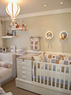 That's a cool idea! Have the changing table and bed all in one!
