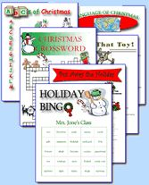 Christmas Party Games - Family, Holiday & Office Parties!