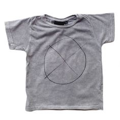 Zuttion Kids Round Neck Tee, One & One - limited sizes left