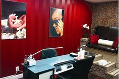 salon interior design - Buscar con Google
