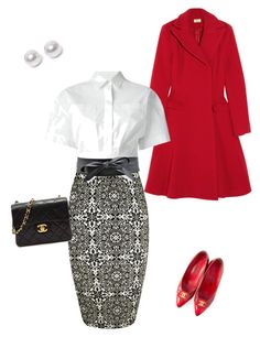 """Untitled #14"" by tabitha-miller-i on Polyvore featuring Issa, MSGM, WearAll, Chanel and Nouv-Elle"