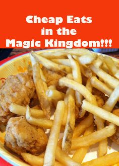 Cheap Eats in the Magic Kingdom Let's face it, the food at Disney World's Magic Kingdom is FUN, but expensive. There are several things you can do to enjoy meals in the park on a … Disney World Food, Disney World Vacation, Disney Vacations, Walt Disney World, Family Vacations, Eating Cheap At Disney World, Disney Honeymoon, Disney Worlds, Disney Travel