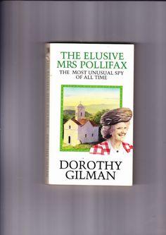 YDC 123 The Elusive Mrs Pollifax by Dorothy Gilman 9780552139014 on eBid United Kingdom