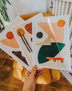 Jan Skacelik Art - Original abstract paintings and art prints Minimalist Artwork, Minimalist Painting, Painting Inspiration, Art Inspo, Drawn Art, Vintage Poster, Creative Logo, Diy Wall Art, Diy Painting
