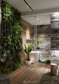 20 modern master bathrooms that are connected to nature Home design and . - 20 modern master bathrooms that are connected to nature Home design and interior – # - Natural Bathroom, Modern Master Bathroom, Modern House Design, Master Bathroom Design, Modern Bathroom, Modern Interior Design, Modern Garden, Home Interior Design, Modern Masters