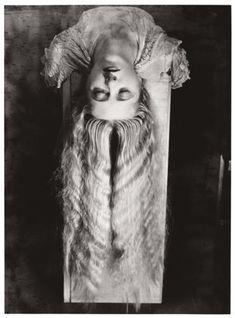 """Siempre recordaré al ver esta imagen a """"La mujer que olía a ganas de vivir"""", es Woman with Long Hair del super fotógrafo de todos los tiempos, para mí, Man Ray."""