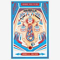 Pinball wizard print...awesome