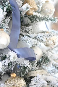 2016 Christmas Decor Inspiration - Rooms For Rent blog - neutral ...
