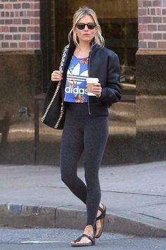 Sienna Miller in New York City, New York on Tuesday 01/04/18 #VeronicaTasmania