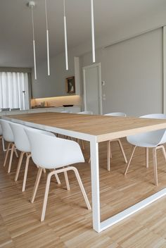 - Neue Luxus-TischDimension: Höhe: oder anderen DimensionenStärk… New luxury tableDimension: height: or other dimensionsThickness: …, Luxury new design solid oak dining table in Munich – Trudering-Riem - Solid Oak Dining Table, Dining Table Design, Wood Table, Dining Room Table, Table En Pin, Esstisch Design, Interior Decorating, Interior Design, Table Dimensions