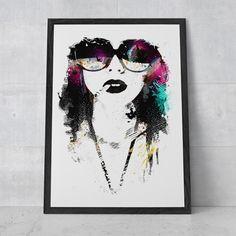 Poster - Smoking Colors - Decohouse