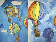 hot air ballooons