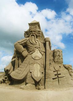 You Can Now Stay at a Life-Size Sand Castle Hotel in the Netherlands Ice Sculptures, Sculpture Art, Snow Art, Cristiano, Best Hotels, Beautiful Beaches, First World, Places To See, Netherlands
