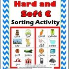 Hard & Soft C Sorting Activity plus Worksheets & Posters - (Color & B+W)  This pdf file includes:       •3 sets of hard and soft c pic...