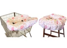 Why wouldn't you have one?!  High chair cover for restaurants - and it also fits shopping carts.  No more worrying about baby licking germy surfaces.      http://www.itzyritzy.com/shopping-cart-and-high-chair-cover/*new*-modern-floral/