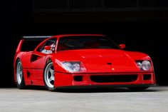 フェラーリF40LM                                                                                                                                                                                 もっと見る