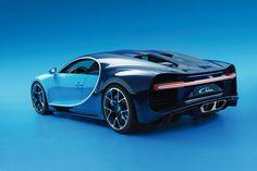 Bugatti chevron