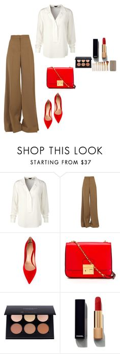 """""""Passion4Fashion.TG"""" by taisha96 on Polyvore featuring ESCADA, STELLA McCARTNEY, Gianvito Rossi, Michael Kors, Chanel and Urban Decay"""