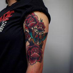 2017 trend Best Tattoos Ideas : 1337tattoos:electricmartina