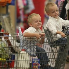 Buggy Bench Seat for Twins- say goodbye to pushing TWO carts at the supermarket when you only need a couple of things! $39.99