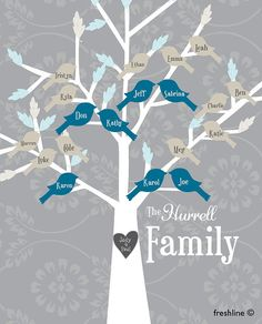 Family Tree Custom A