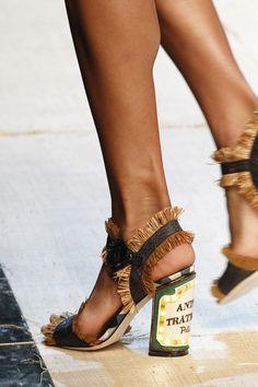 Модная обувь 2017 — фото обзор