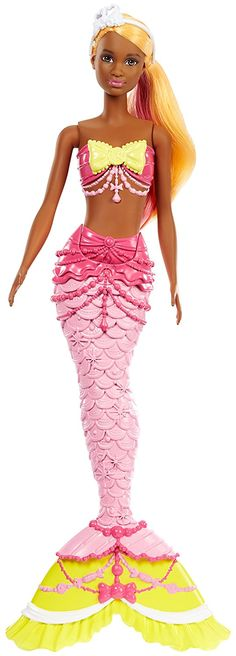 Barbie Dreamtopia Bonbon Mermaid 7295eaf0a2