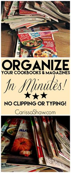 This app makes organizing and finding recipes easy!