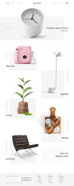PRO minimalistic templates