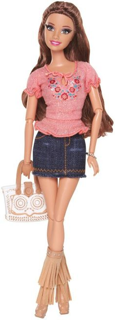 "6/13/2013 - Barbie™ ""Life in the Dreamhouse ""Teresa""® - $9.99 - Ages: Ages 3+ 
