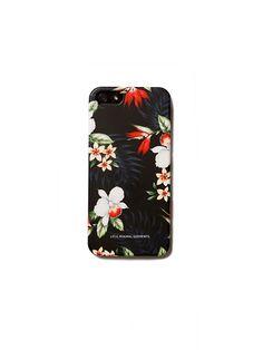 WCONCEPT:W컨셉 - [LIFUL:라이풀] HAWAIIAN FLOWER CASE (IPHONE 5)