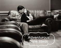 Fun & Adventurous First Date Ideas - Steven and Chris