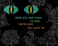 Lewis carroll Carroll o 39 connor and Cheshire cat on Pinterest